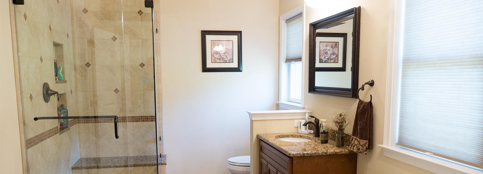 K Designers Home Remodeling Leader Reviews Part - 33: ... R U0026 K Custom Homes Builders Of The Lehigh Valley - Custom Bathroom  Rennovation ...